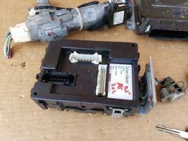 05 Nissan Xterra 4x2 ECU Computer Ignition Switch BCM Door Tailgate Key Locks image 3