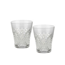 Waterford Alana Essence Double Old Fashion Glass (Set of 2) - $187.50