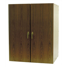 Vinotemp 2 Door Oak Wine Cooler Cabinet - $4,176.01