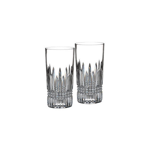 Waterford Lismore Diamond Hiball Glass (Set of 2) - $225.00