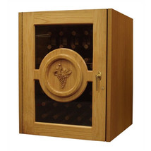 Vinotemp Concord Single Door Oak Wine Cooler - $4,267.57