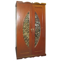 Vinotemp 700 Monaco Beveled Window Oak Wine Cooler Cabinet - $9,078.18