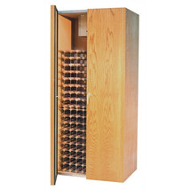 Vinotemp 440 Two Door Oak Wine Cooler Cabinet - $4,200.66