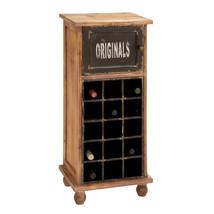 Woodland Imports 15 Bottle Wine Cabinet - $342.18