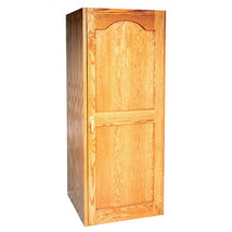 Vinotemp 250 Oak Wine Cooler Cabinet with Furniture Trim - $3,621.67