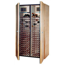 Vinotemp 600-2 Oak Red and White Wine Cooler Cabinet - $6,098.23
