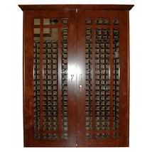 Vinotemp 700 Grid Oak Wine Cooler Cabinet - $9,468.33