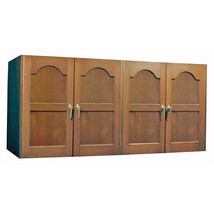 Vinotemp Oak Wine Cooler Credenza with Furniture Trim - $5,577.06