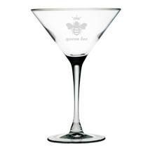 Susquehanna Glass Queen Bee Martini Glass (Set of 4) - $73.48