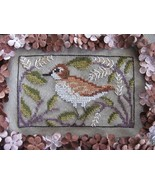 Birds Of A Funky Feather 12 cross stitch chart By The Bay Needleart  - $9.00