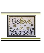 Be Yourself cross stitch chart The Stitcherhood - $8.10