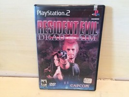 Resident Evil: Dead Aim (Sony PlayStation 2, 2003) - PS2 Complete - $25.15