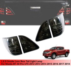 L.E.D TAIL LIGHTS S-CLASS DESIGN FOR MAZDA BT50,BT-50,BT 50 PICKUP 2012 ... - $317.90