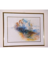 Horses  Beatrice Bulteau Serigraph Signed Artist's Proof  1985 Framed - $1,000.00