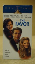 MGM The Favor VHS Movie  * Plastic * - $4.56