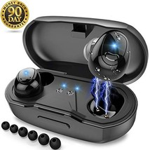 Wireless Earbuds,AUPAI Upgraded 5.0 Bluetooth Headphones IPX7 Water-Resi... - $40.99