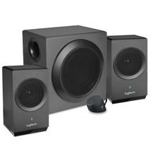Logitech Z337 2.1-Channel Multimedia Speaker System w/Bluetooth,Subwoofer - $69.59