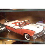 1956 Ford Fairlane Sunliner Convertible DANBURY MINT DIECAST - $135.00