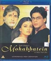 Mohabbatein (Blu-ray) Disc [Blu-ray] Shahrukh Khan; Aishwarya Rai; Amita... - $14.38