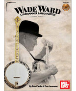 Wade Ward Clawhammer Banjo Master/ Book w/CD Set  - $17.99