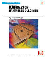 Bluegrass On Hammered Dulcimer Songbook - $12.95