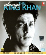 Always - The King Khan (Shah Rukh Khan Songs Blu Ray) [Blu-ray] Shahrukh... - $10.42