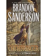 Oathbringer: Book Three of the Stormlight Archive [Mass Market Paperback... - $10.33
