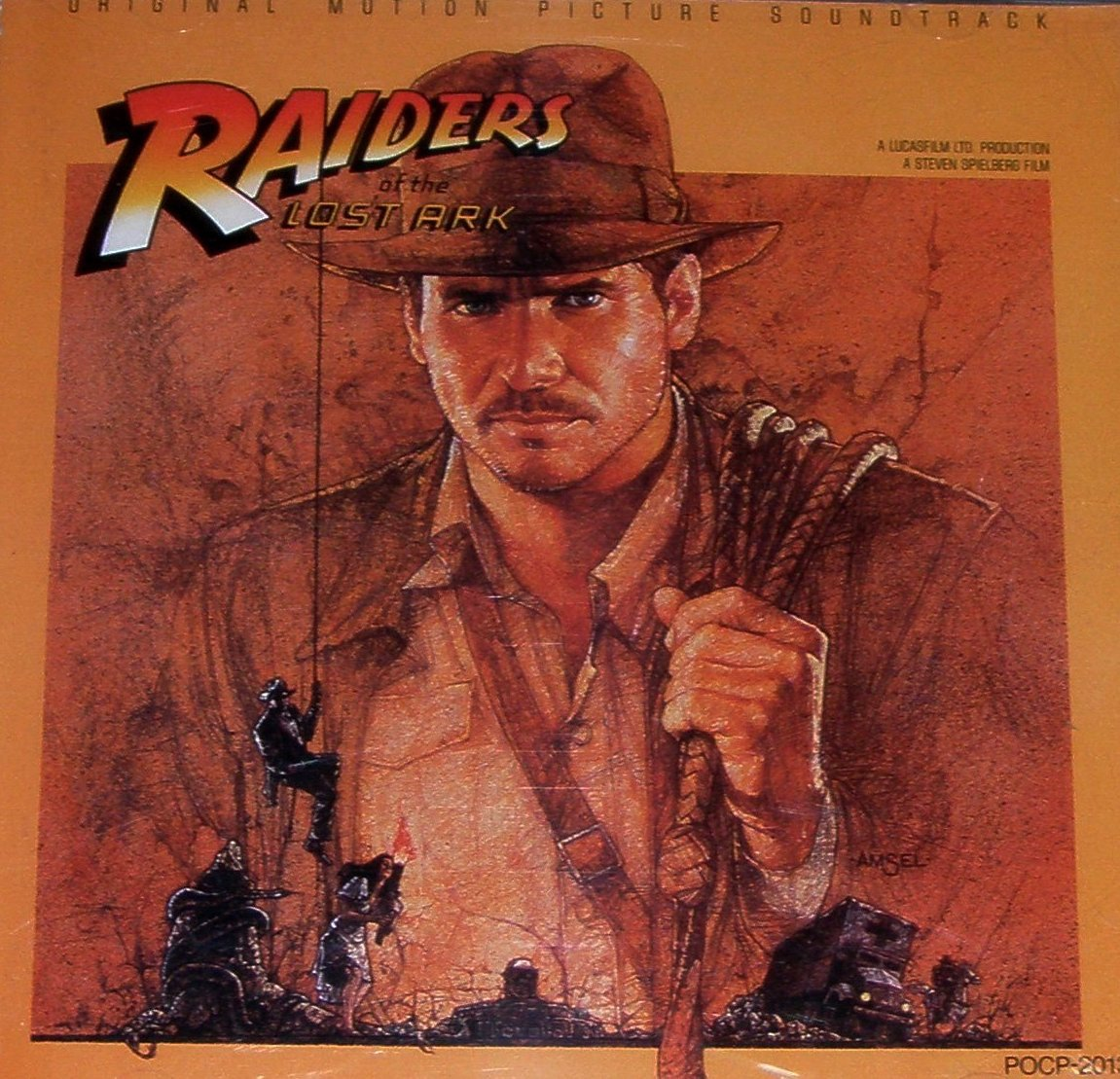 Primary image for CD John Williams Raiders of Lost Ark Original Motion Picture Soundtrack - 1981