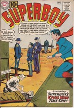 DC Superboy #91 Superboy's Civil War Time Trip Clark Kent Smallville Lan... - $9.95