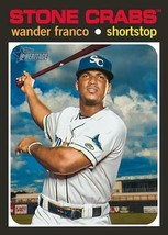Pre-Sell 2020 Topps Heritage Minor League Baseball Cards Complete Ur Set... - $0.99+