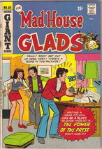 Mad House Glads Comic Book #84, Archie 1972 FINE- - $5.71