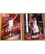 James Harden 2014-15 Panini Threads High Flyers #17 Houston Rockets NBA ... - $4.00