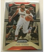 Paul George Updated Prizm 2019-20 Clippers Uniform #503 SP - $19.99
