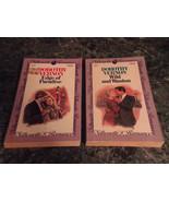 Silhouette Romance Dorothy Vernon lot of 2 Contemporary Romance Paperbacks - $3.99