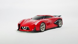 Ec tomica limited vintage neo   gt nissan concept 2020   vision gran turismo   red   02 thumb200