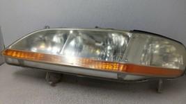 1998-2000 Honda Accord Driver Left Oem Head Light Headlight Lamp 91677 - $113.84