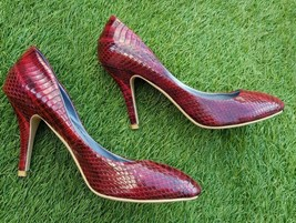 Stunning Women High Heel Shoes from Kate Kanzier. Great gift for someone - $18.01