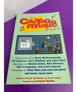 The Cartoon Music Book by Daniel Goldmark (2002, Paperback) - $9.49
