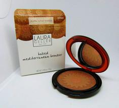 Laura Geller Baked Mediterranean Bronzer Matte Sunset Bronze 0.35oz/10g Nib - $16.34