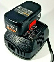 Craftsman 19.2 Volt 1-Hour Ni Cd Battery Charger 1425301 7.2 To 24V And Battery - $39.59