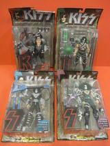 Mc FARLANE Toys KISS Complete Set Ultra Action Figure Nip 1997 - $70.00