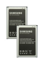 2 X New Authentic Samsung Batteries B800 3200mAh for  Galaxy Note 3 N9000 - $19.88