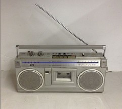 Vintage JVC RC-363JW Stereo Radio Casette Recorder No Power Cable - $50.00