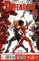Fearless Defenders #1 VF/NM; Marvel | save on shipping - details inside - $1.50