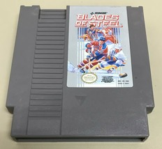Blades of Steel, Top Gun, Double Dribble 3 NES Konami Game Lot Nintendo image 2