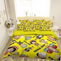 3D Japan Anime 106 Bed Pillowcases Quilt Duvet Single Queen King US Lemon - $102.84+