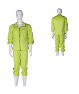 Game Playerunknown's Battlegrounds Cosplay Costume Yellow Sport Suits - $60.83