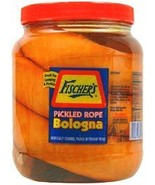 Fischers Pickled Rope Bologna 40oz - $38.20