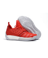 Men's Harden VOL.2 Shoes James Harden Red Basketball Shoe - $90.99