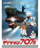 Submarine 707R - The Movie (DVD)  Limited Edition) ~ brand new ~ free ship - $9.76